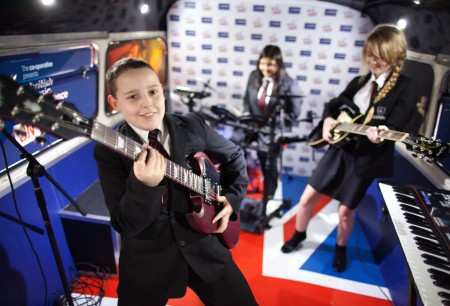 The British Music Experience at the O2 Centre
